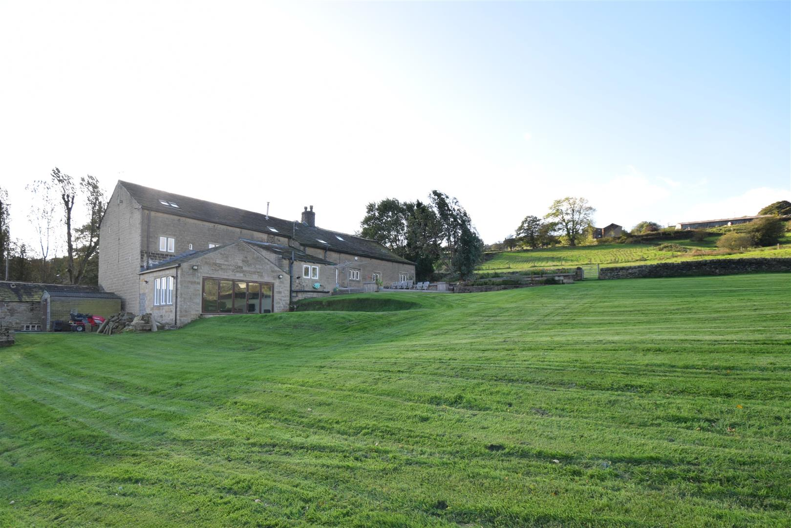 Lower Wood Lane Farm, Wood Lane, Sowerby, HX6 1NE